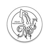 Squid Industries - Flipping Squid Sticker