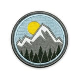 Terrain 365 - Mountain Life Icon Morale Patch