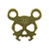 GiantMouse - Morbid Mouse Mini, brass