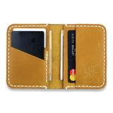 Manboro - Bifold Cardholder, Tan