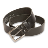 Sasta - Leather Belt, svart
