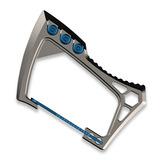 EOS - Carabiner Titanium, satin