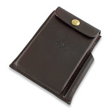 Hinderer - Note pouch, dark brown