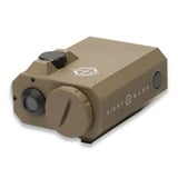 Sightmark - LoPro Mini Green Laser Light, dark earth