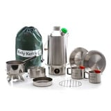 Kelly Kettle - Ultimate Base Camp Kit, stainless steel