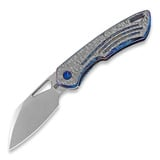 Olamic Cutlery - WhipperSnapper sheepsfoot entropic