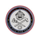 Prometheus Design Werx - DRB Danger Workshop Sticker