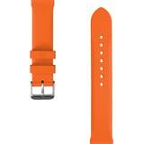 Marathon - 20mm Two-Piece Rubber Dive Watch Strap, orange