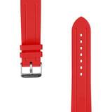 Marathon - 22mm Two-Piece Rubber Dive Watch Strap, red