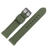 Marathon - 20mm Two-Piece Rubber Dive Watch Strap, green