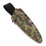 TRC Knives - Shrapnel One Kydex, kryptek mandrake camo micro