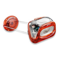 Petzl - Zipka Led 100Lum., red