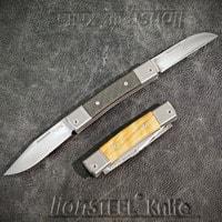 Lionsteel - BestMan Two Blade