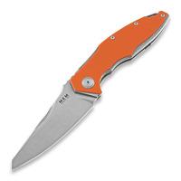 MKM Knives - Raut front flipper, πορτοκαλί