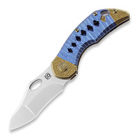Olamic Cutlery - Buster M390 Isolo Special
