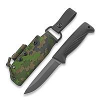 J-P Peltonen - M07 Sissipuukko Ranger knife, M05 camo kydex sheath