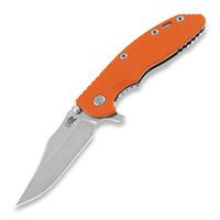 Hinderer - 3.5 XM-18 Bowie Tri-Way Stonewash, orange