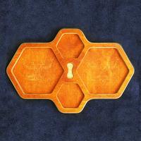 Audacious Concept - EDC Tray HEX, orange