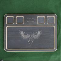 Audacious Concept - EDC Tray A4, svart