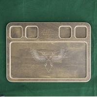 Audacious Concept - EDC Tray A4, brun