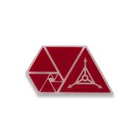 Triple Aught Design - Ranger Eye ACR Aperture GITD Red Standard