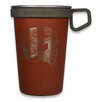 Triple Aught Design - Earthwell Pint Cup Sierra Red Topo Skull