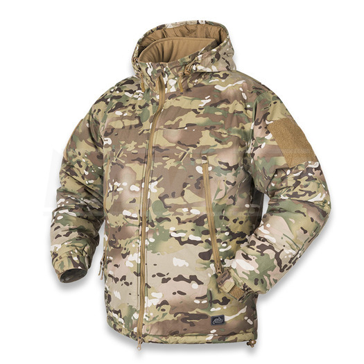 Helikon-Tex Level 7 Lightweight Winter M jacket, camogrom