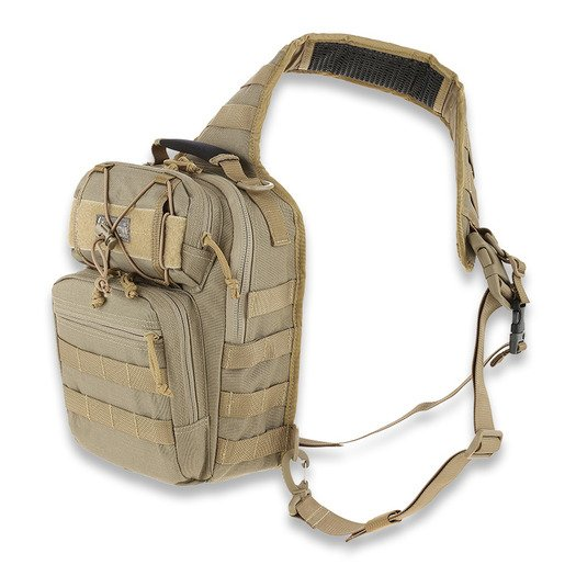 Maxpedition Lunada Gearslinger shoulder bag, khaki