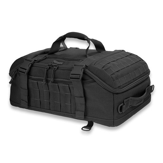 Maxpedition FliegerDuffel tas, zwart 0613B
