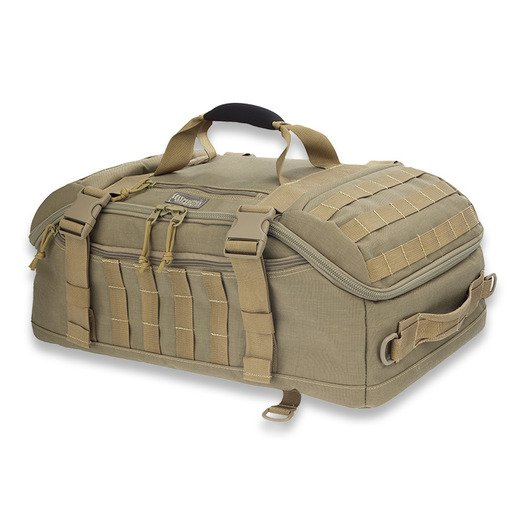 Сумка Maxpedition FliegerDuffel, брунатний