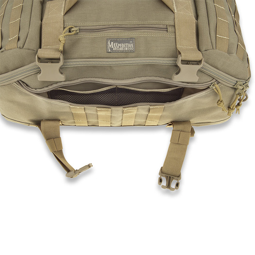 Saco Maxpedition FliegerDuffel, caqui