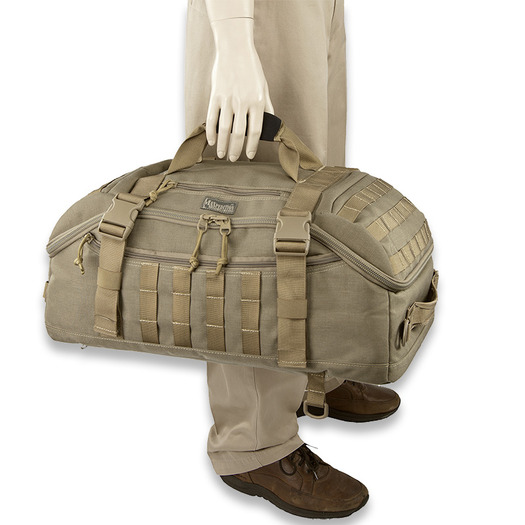 Maxpedition FliegerDuffel bag, khaki