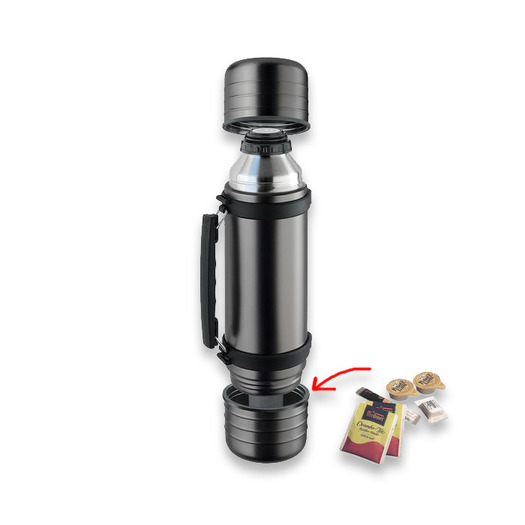 Isosteel Duo Titan thermos 1.0L