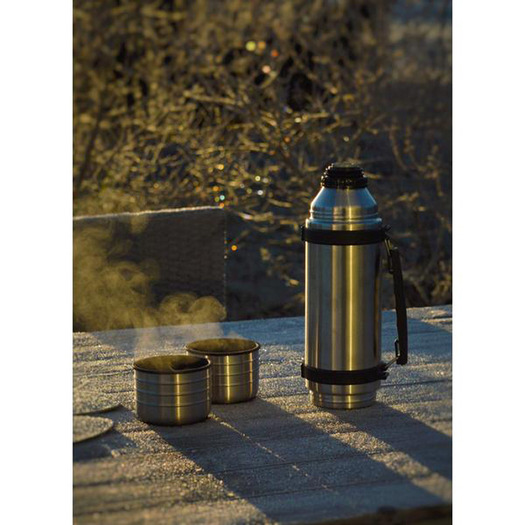 Isosteel Duo thermos 1.0L