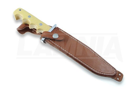 BlackJack Halo Attack FG kniv, antique ivory