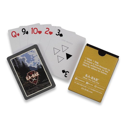 Ka-Bar Playing Cards 9914