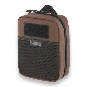 Maxpedition Chubby Pocket Organizer lommeorganisator, dark brown PT1311BR