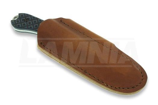Bradford Knives Guardian 3 EDC Black/Blue G10 סכין