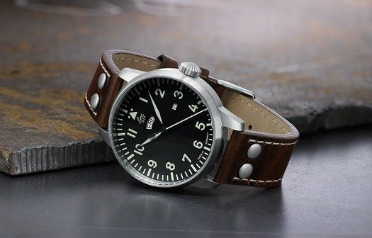 Laco Genf pilot watch, quartz