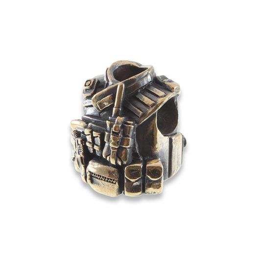 Bastinelli Bead Armor GD Skull
