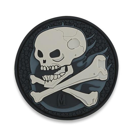 Nášivka Maxpedition Skull SKULS