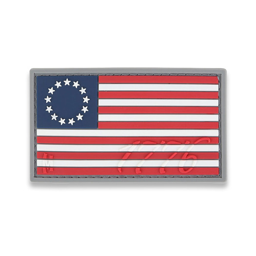 Патч на липучці Maxpedition 1776 USA flag US76C