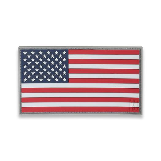 Maxpedition USA flag large lipdukas USA2C