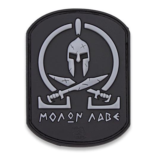 Defcon 5 Molon Labe Spartan SWAT stoffmerke