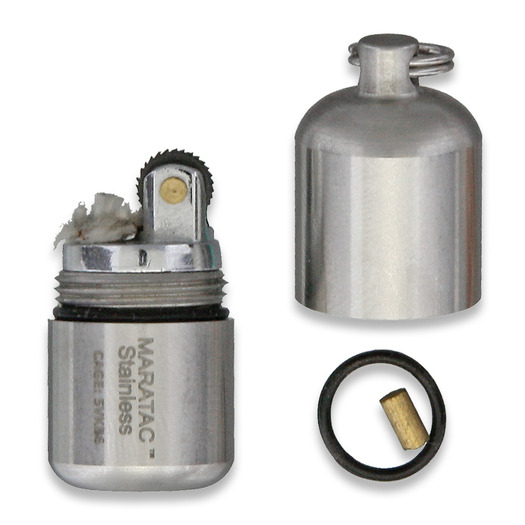 Zapalovač Maratac Stainless Split Pea Lighter