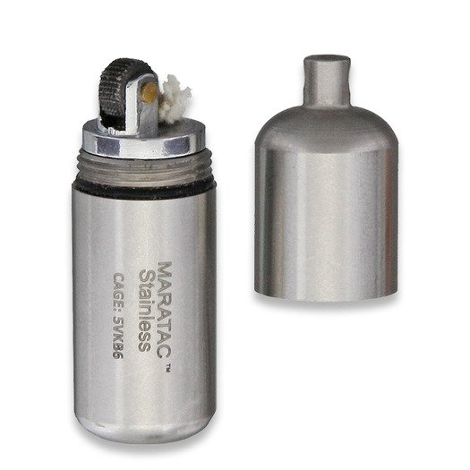 Maratac Stainless Peanut Lighter aansteker