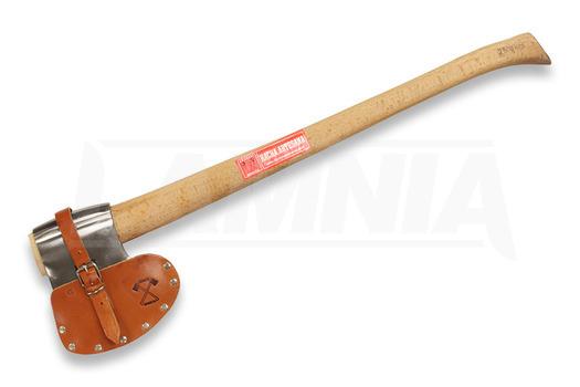 Hachas Jauregi Basque Splitting Axe 2.50kg 75cm kirtimo kirvis, curved bit