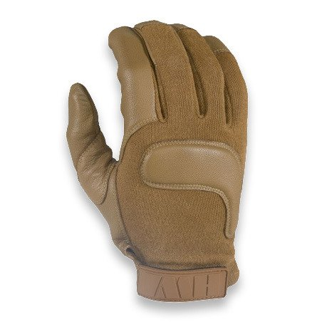 HWI Gear Combat Glove taktinės pirštinės, tan