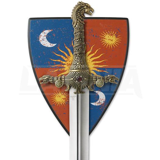 Valyrian Steel Oathkeeper Sword | Lamnia