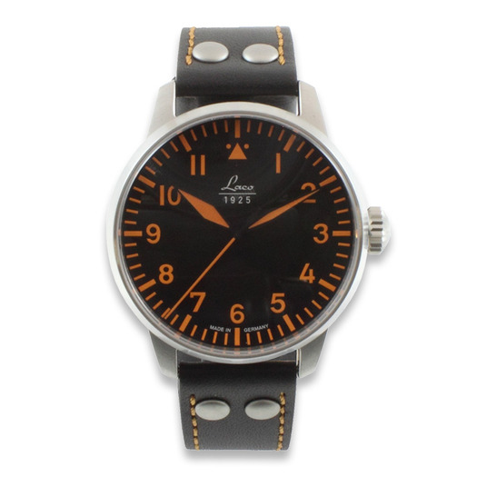 Laco Napoli pilot watch